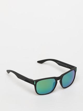 Okulary przeciwsu0142oneczne Dragon Monarch (h2o matte blk/ll grn ion p)