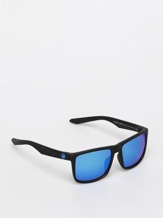 Okulary przeciwsu0142oneczne Dragon Meridien (h2o matte blk/ll blu ion p)