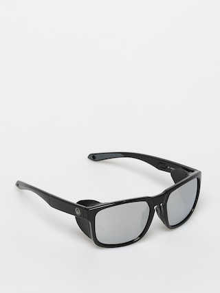 Okulary przeciwsu0142oneczne Dragon Latitude (black/ll super strong silver i)