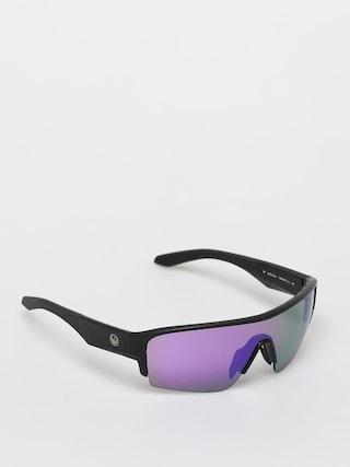 Okulary przeciwsu0142oneczne Dragon Tracer (matte black/ll violet ion)