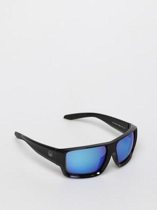 Okulary przeciwsu0142oneczne Dragon Freed (black/ll blue ion)