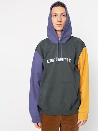 Bluza z kapturem Carhartt WIP Carhartt Tricol HD (dark teal)