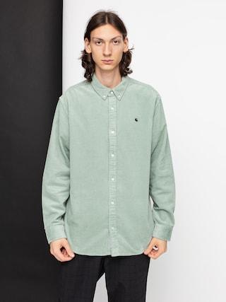 Koszula Carhartt WIP Madison Cord (frosted green/black)