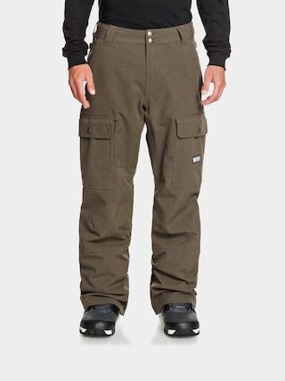 Spodnie snowboardowe DC Code (chocolate chip camo)