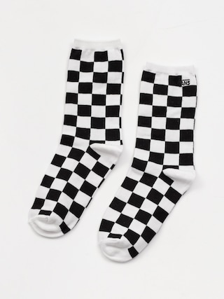 Skarpetki Vans Ticker Wmn (black checkerboard)