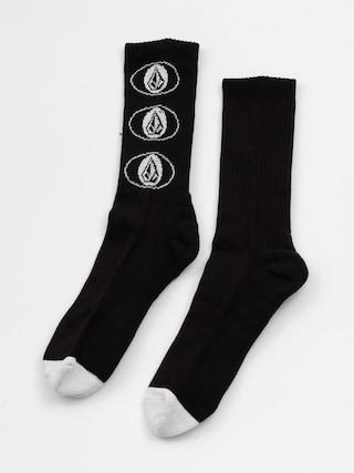Skarpetki Volcom Vibes Socks (black)