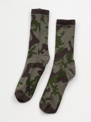 Skarpetki Volcom Vibes Socks (army)
