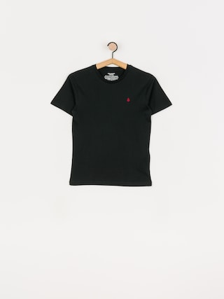 T-shirt Volcom Stone Blanks Bsc (black)