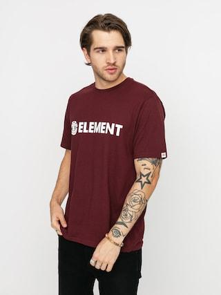 T-shirt Element Blazin (vintage red)
