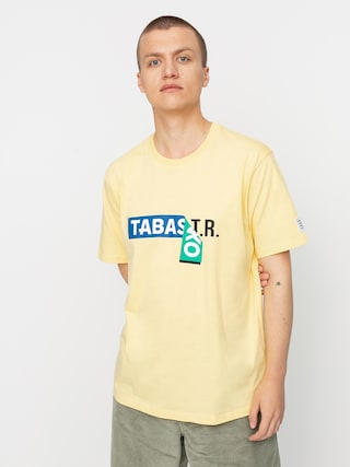 T-shirt Tabasko Sticker (yellow)