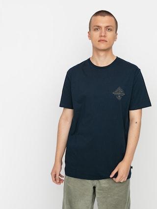 T-shirt Quiksilver Before Light Organic (navy blazer)