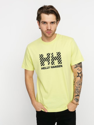 T-shirt Helly Hansen Active (sunny lime)