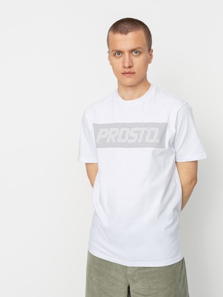 T-shirt Prosto Crossline (white)