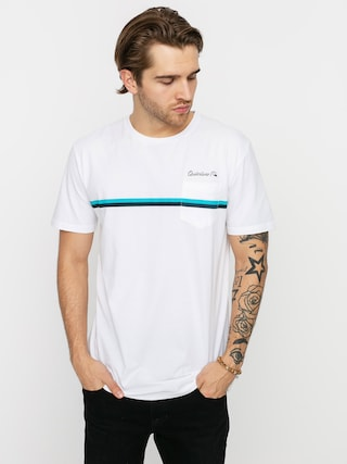 T-shirt Quiksilver High Piped (white)
