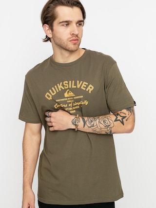 T-shirt Quiksilver Creators Of Simplicity (kalamata)