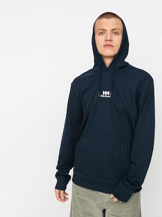 Bluza z kapturem Helly Hansen Logo HD (navy)