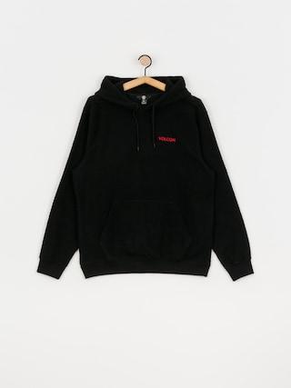 Bluza z kapturem Volcom Midfright HD (black)