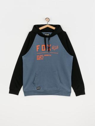 Bluza z kapturem Fox Non Stop HD (blu stl)