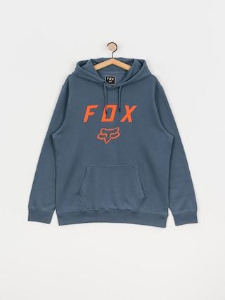 Bluza z kapturem Fox Legacy Moth HD (blu stl)
