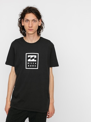 T-shirt Billabong Unity Stacked (black)