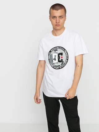 T-shirt DC Divide And Conquer (white)