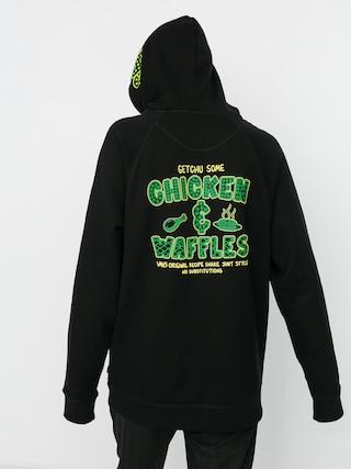 Bluza z kapturem Vans Shake Junt Versa Standard HD (black)