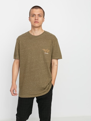 T-shirt Quiksilver Quik Local Shaper (kalamata heather)