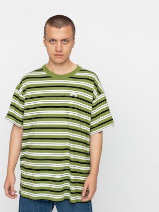 T-shirt Nike SB Stripe (asparagus)