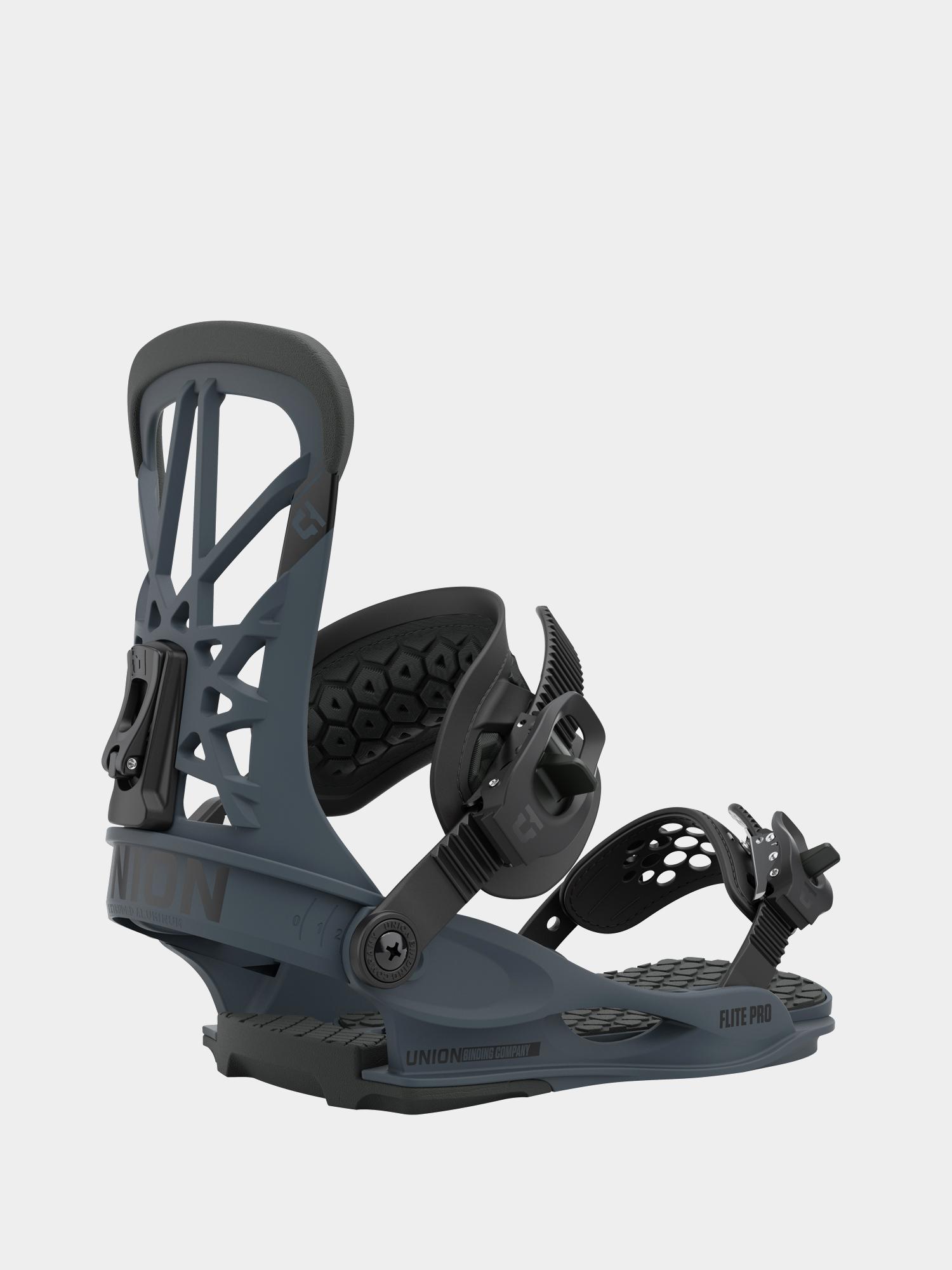 Wiu0105zania snowboardowe Union Flite Pro (dark grey)