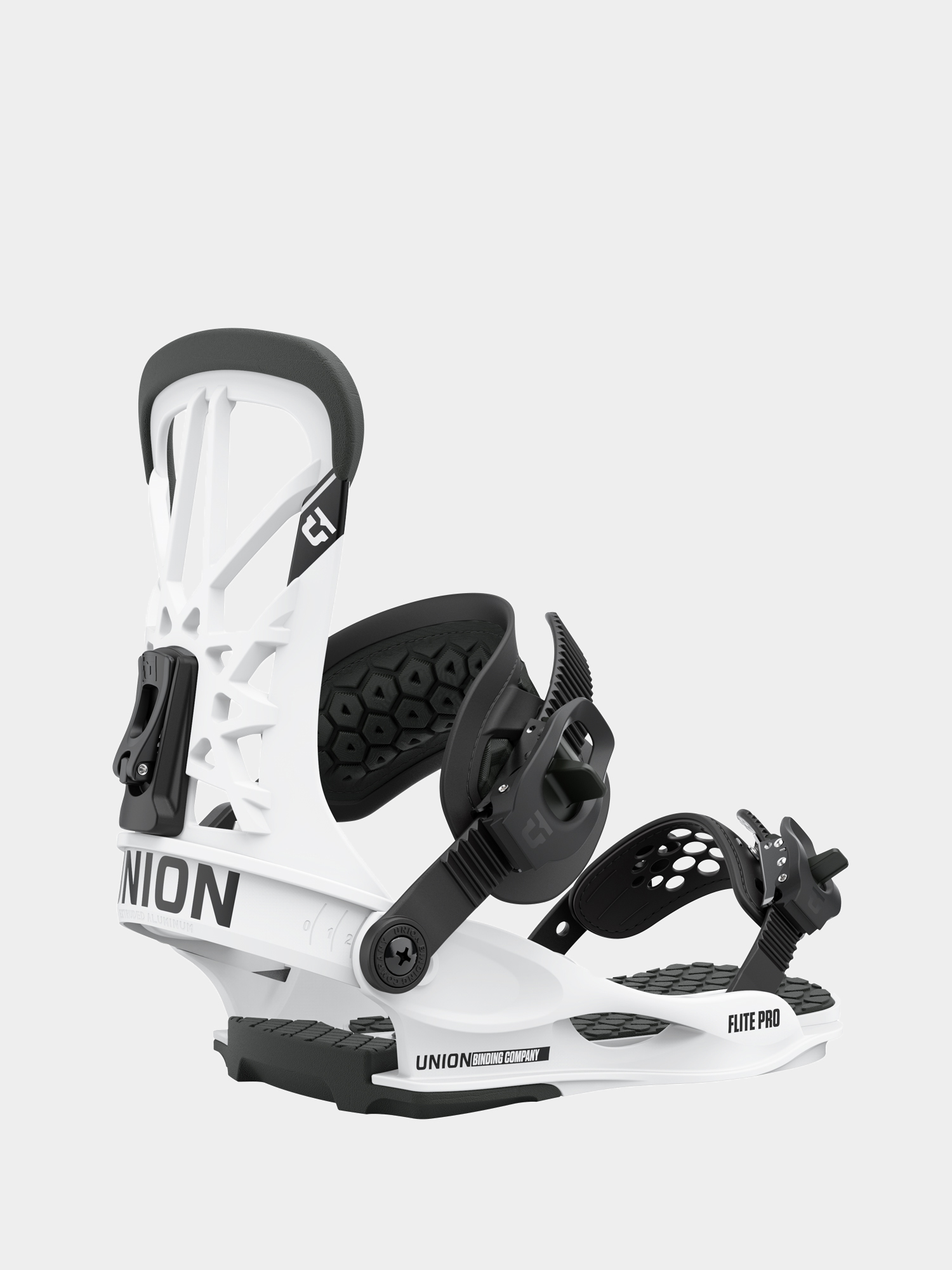 Wiu0105zania snowboardowe Union Flite Pro (white)