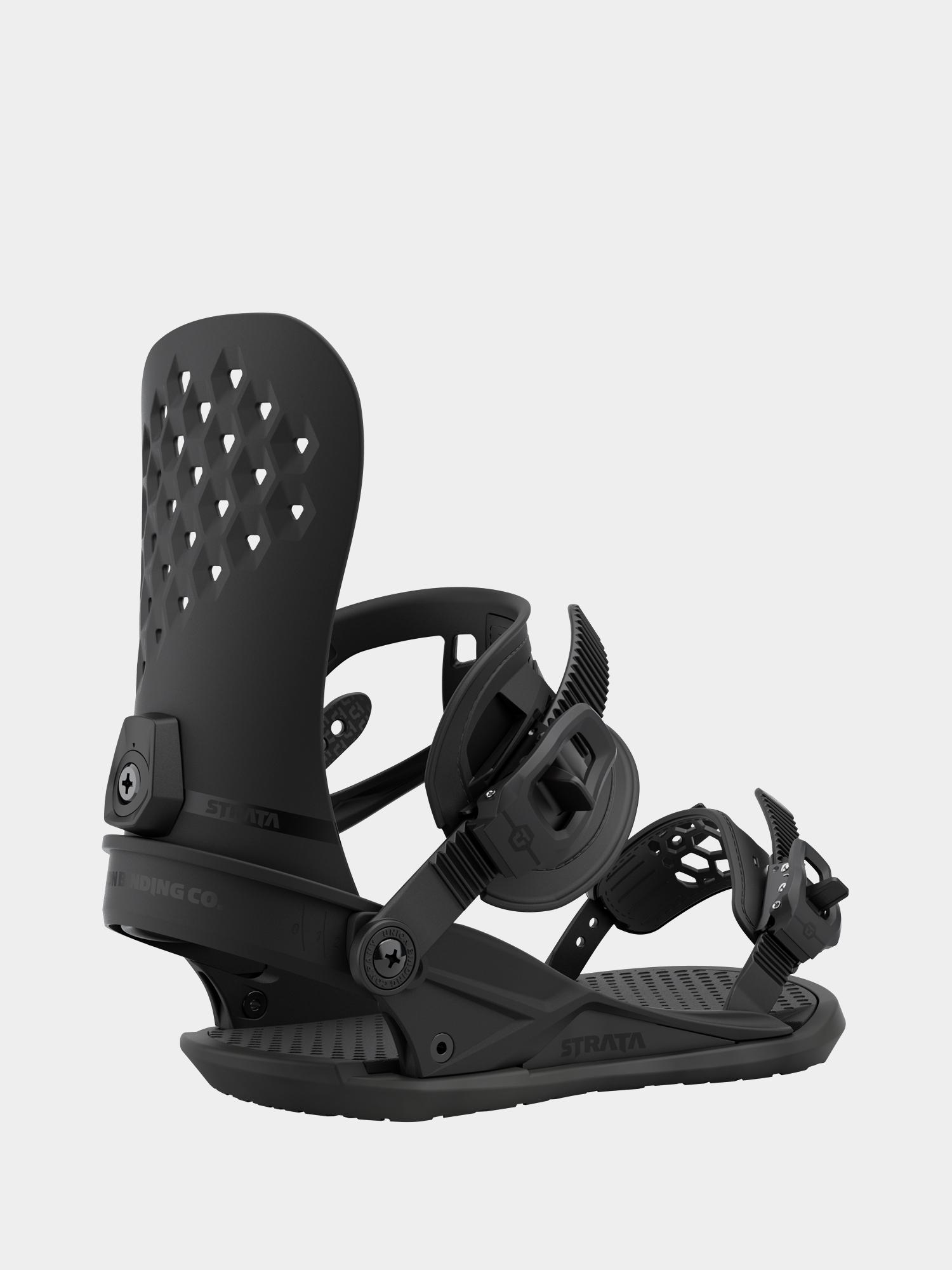 Wiu0105zania snowboardowe Union Strata (black)