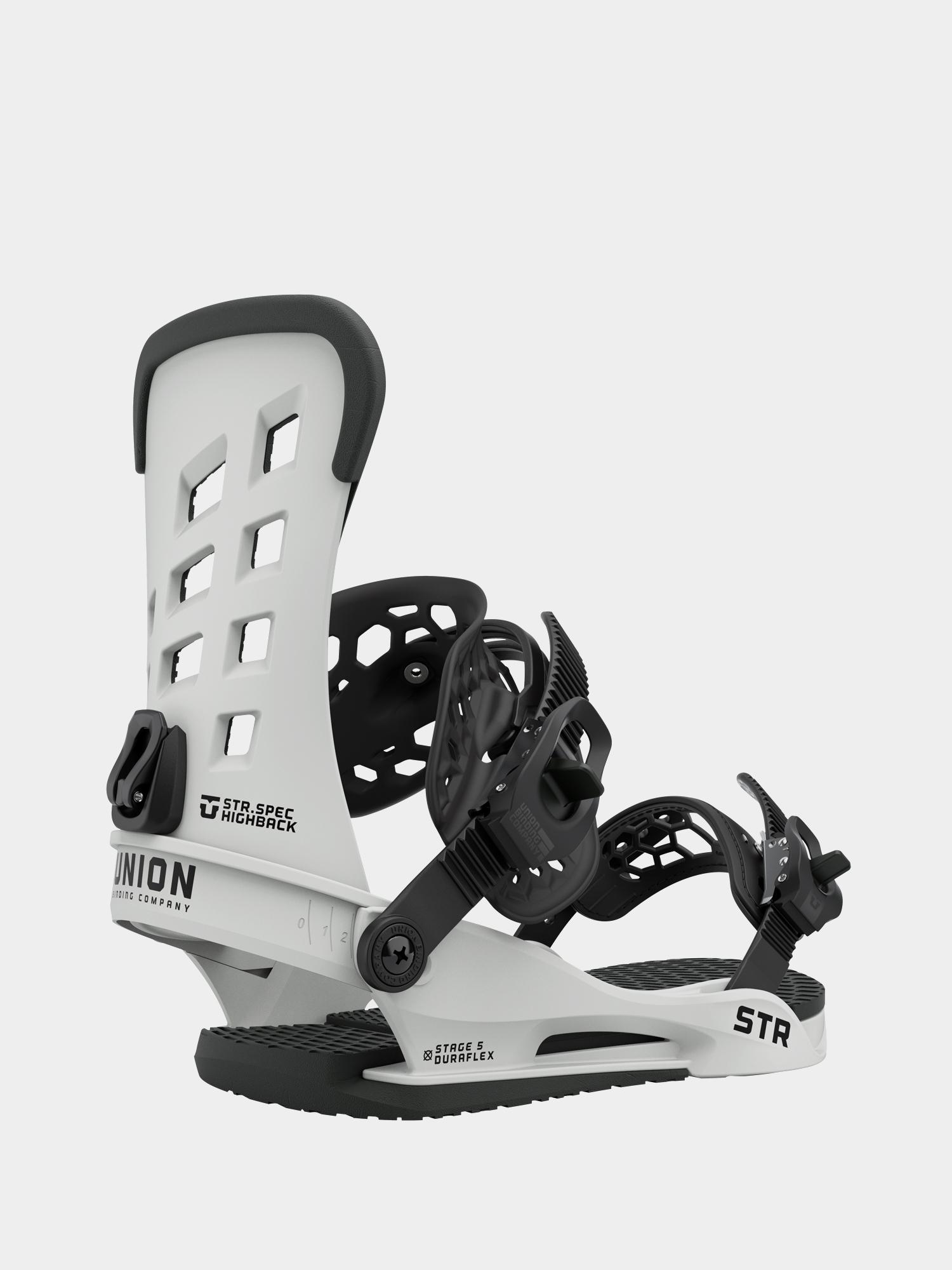 Wiu0105zania snowboardowe Union Str (stone)