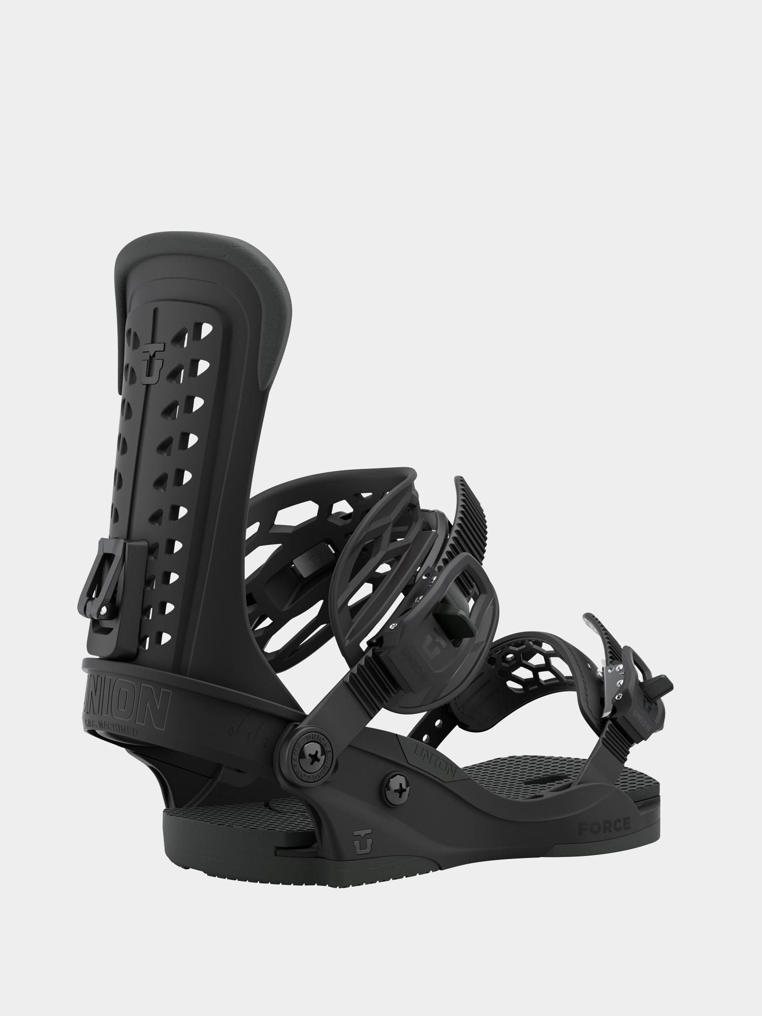 Wiu0105zania snowboardowe Union Force (black)