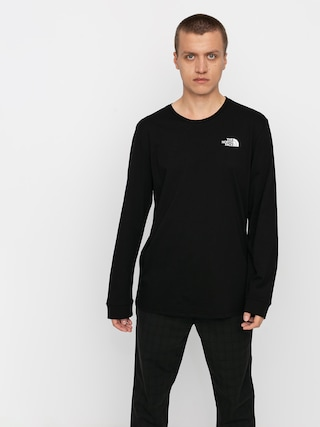 Longsleeve The North Face Simple Dome (black)
