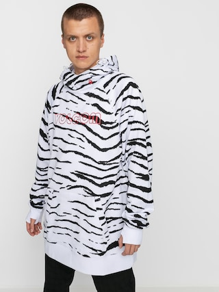 Bluza aktywna Volcom Hydro Riding HD (white tiger)