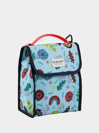 Torba Burton Lunch Sack (embroidered floral print)