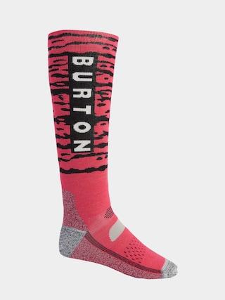 Skarpety Burton Performance Midweight (punchy pink)