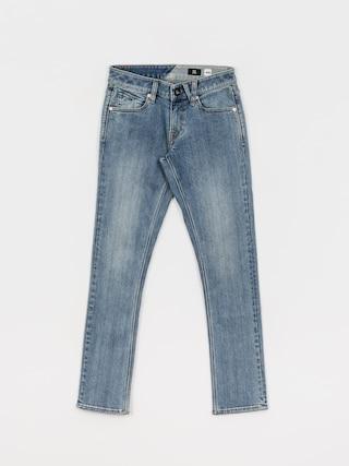 Spodnie Volcom 2X4 Denim (old town indigo)