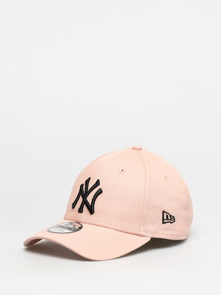 Czapka z daszkiem New Era League Essential New York Yankees 9 Forty ZD (beige bsk)