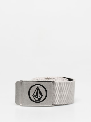 Pasek Volcom Circle Web (heather grey)
