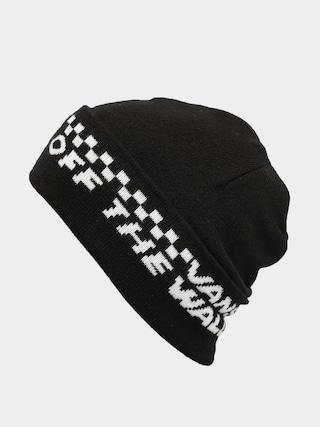 Czapka zimowa Vans Breakin Curfew Wmn (vans black)