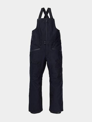 Spodnie snowboardowe Burton Gore Tex Reserve Bib (true black)
