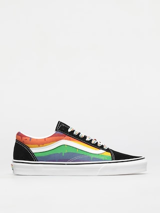 Buty Vans Old Skool (rainbow drip/blkmlttrwht)
