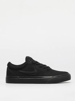 Buty Nike SB Charge Canvas (black/black-black)