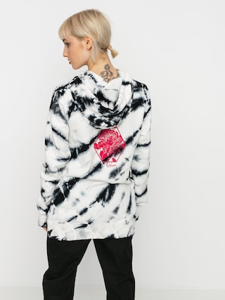 Bluza z kapturem Volcom Costus HD Wmn (white)