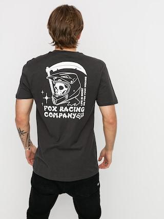 T-shirt Fox Death Wish Premium (blk vin)