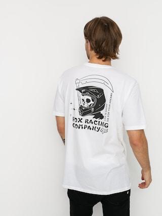 T-shirt Fox Death Wish Premium (opt wht)