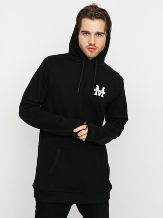 Bluza z kapturem Malita Logo HD (black)