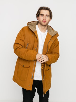 Kurtka Volcom Starget 5K Parka (golden brown)