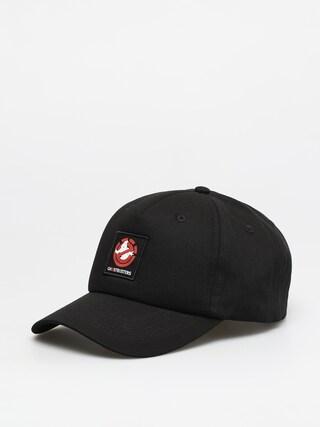 Czapka z daszkiem Element Ghostbusters ZD (flint black)